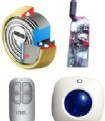 Escudos Protectores con Alarma Detección Anticipada