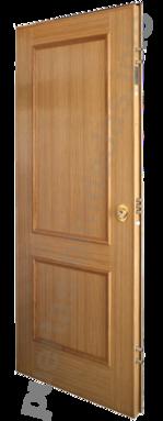 Puerta acorazada Eurosegur serie 3.0 BC